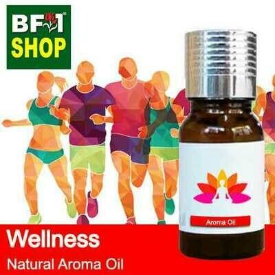 Natural Aroma Oil (AO) - Wellness Aura Aroma Oil - 10ml