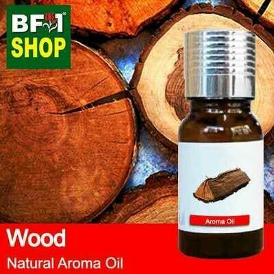 Natural Aroma Oil (AO) - Wood Aura Aroma Oil - 10ml