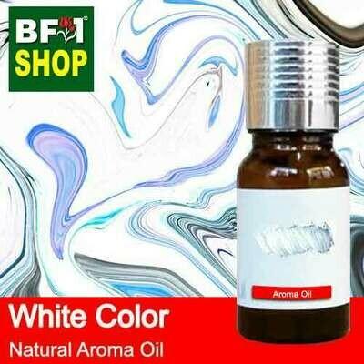 Natural Aroma Oil (AO) - White Color Aura Aroma Oil - 10ml