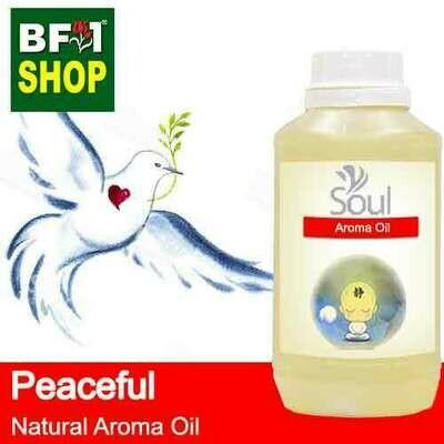Natural Aroma Oil (AO) - Peaceful Aura Aroma Oil - 500ml
