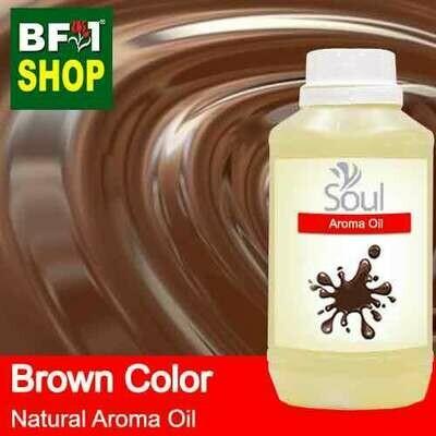 Natural Aroma Oil (AO) - Brown Color Aura Aroma Oil - 500ml