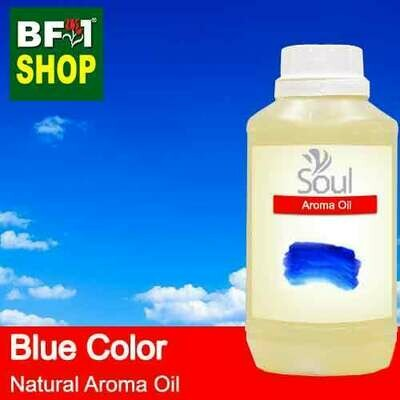 Natural Aroma Oil (AO) - Blue Color Aura Aroma Oil - 500ml