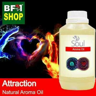 Natural Aroma Oil (AO) - Attraction Aura Aroma Oil - 500ml