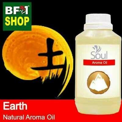Natural Aroma Oil (AO) - Earth Aura Aroma Oil - 500ml