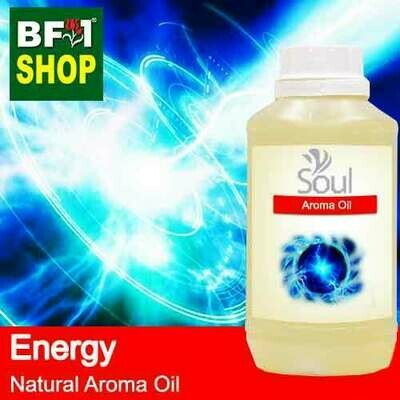 Natural Aroma Oil (AO) - Energy Aura Aroma Oil - 500ml