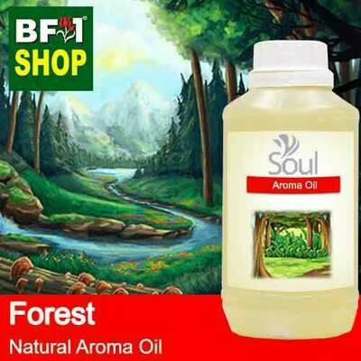 Natural Aroma Oil (AO) - Forest Aura Aroma Oil - 500ml
