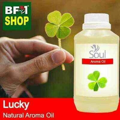 Natural Aroma Oil (AO) - Lucky Aura Aroma Oil - 500ml