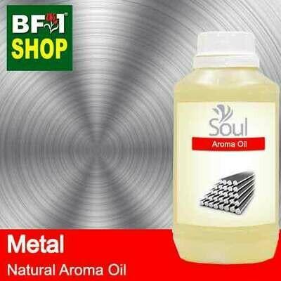 Natural Aroma Oil (AO) - Metal Aura Aroma Oil - 500ml