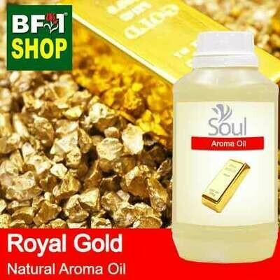 Natural Aroma Oil (AO) - Royal Gold Aura Aroma Oil - 500ml