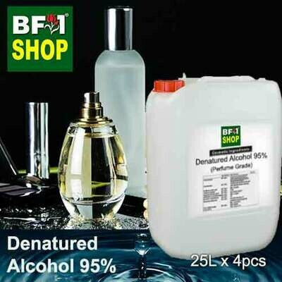 Alcohol - Denatured Alcohol 95% ( Perfume Grade ) - 100L