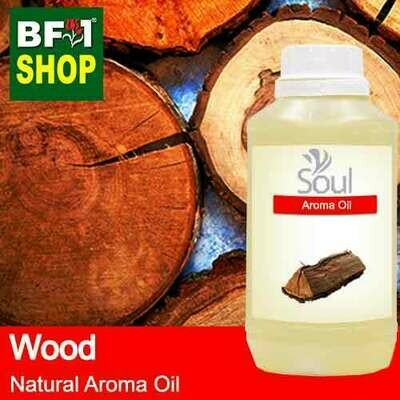 Natural Aroma Oil (AO) - Wood Aura Aroma Oil - 500ml