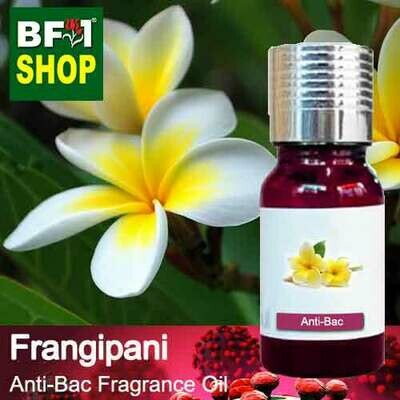 Anti-Bac Fragrance Oil (ABF) - Frangipani Anti-Bac Fragrance Oil - 10ml