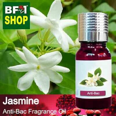 Anti-Bac Fragrance Oil (ABF) - Jasmine Anti-Bac Fragrance Oil - 10ml