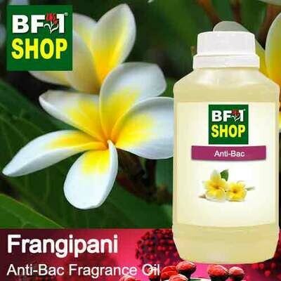Anti-Bac Fragrance Oil (ABF) - Frangipani Anti-Bac Fragrance Oil - 500ml