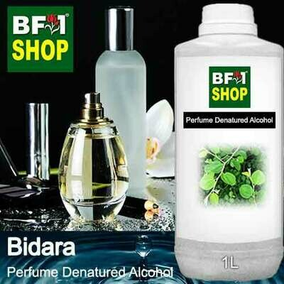 Perfume Alcohol - Denatured Alcohol 75% with Bidara - 1L
