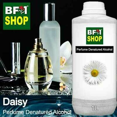 Perfume Alcohol - Denatured Alcohol 75% with Daisy - 1L