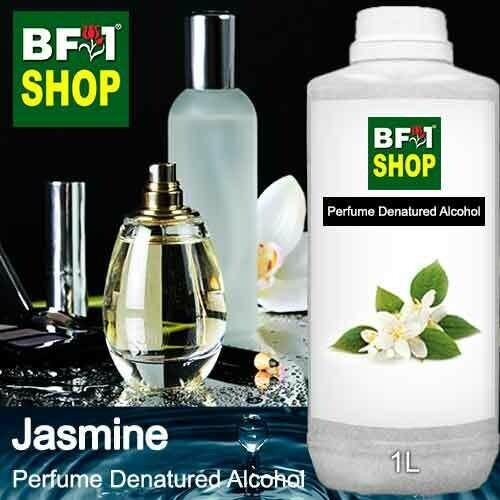 Perfume Alcohol - Denatured Alcohol 75% with Jasmine - 1L