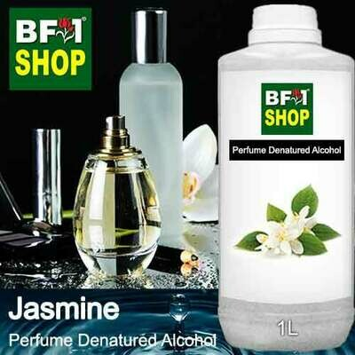Perfume Alcohol - Denatured Alcohol 75% with Jasmine - 1L