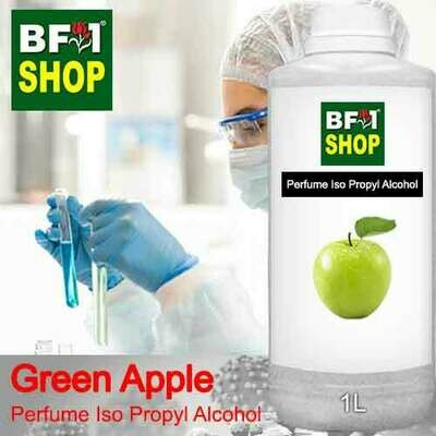 Perfume Alcohol - Iso Propyl Alcohol 75% with Apple - Green Apple - 1L