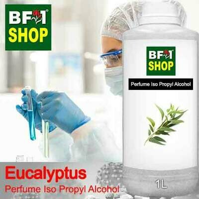 Perfume Alcohol - Iso Propyl Alcohol 75% with Eucalyptus - 1L