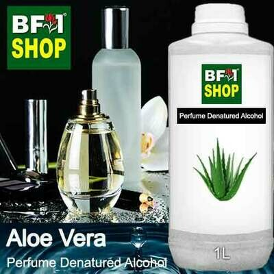 Perfume Alcohol - Denatured Alcohol 75% with Aloe Vera - 1L