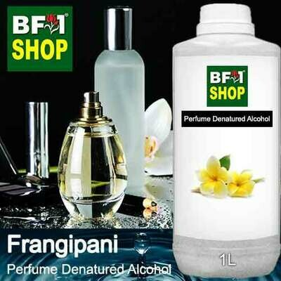 Perfume Alcohol - Denatured Alcohol 75% with Frangipani - 1L