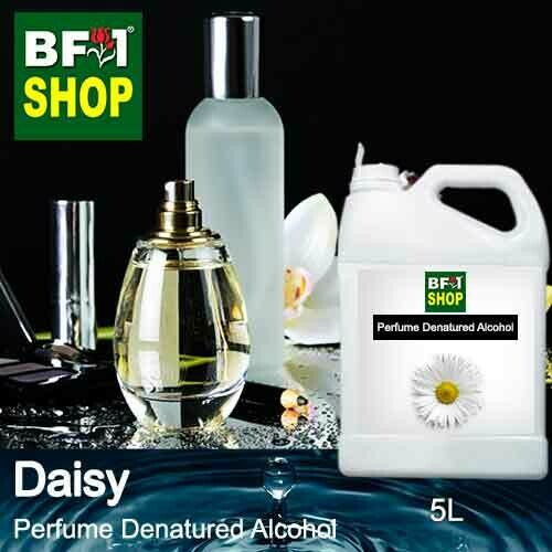 Perfume Alcohol - Denatured Alcohol 75% with Daisy - 5L