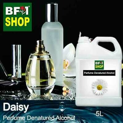 Perfume Alcohol - Denatured Alcohol 75% with Daisy - 5L