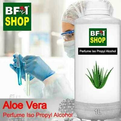 Perfume Alcohol - Iso Propyl Alcohol 75% with Aloe Vera - 1L