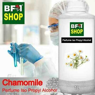 Perfume Alcohol - Iso Propyl Alcohol 75% with Chamomile - 1L