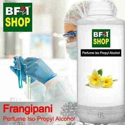Perfume Alcohol - Iso Propyl Alcohol 75% with Frangipani - 1L