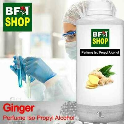 Perfume Alcohol - Iso Propyl Alcohol 75% with Ginger - 1L