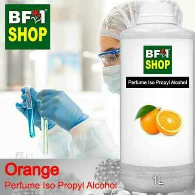 Perfume Alcohol - Iso Propyl Alcohol 75% with Orange - 1L