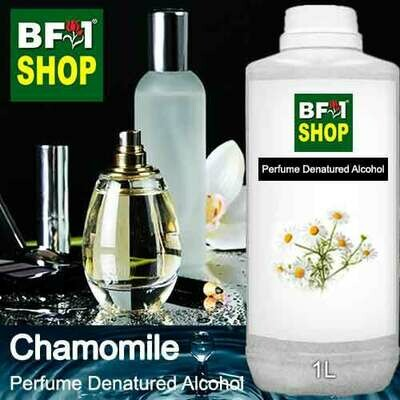 Perfume Alcohol - Denatured Alcohol 75% with Chamomile - 1L
