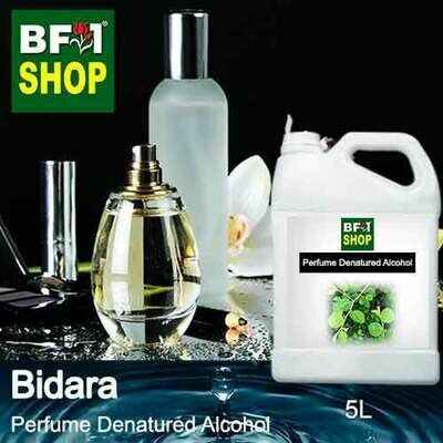 Perfume Alcohol - Denatured Alcohol 75% with Bidara - 5L