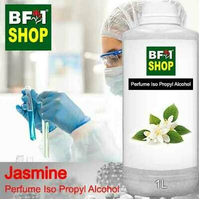 Perfume Alcohol - Iso Propyl Alcohol 75% with Jasmine - 1L