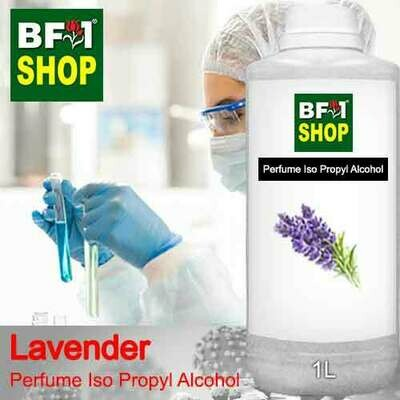 Perfume Alcohol - Iso Propyl Alcohol 75% with Lavender - 1L