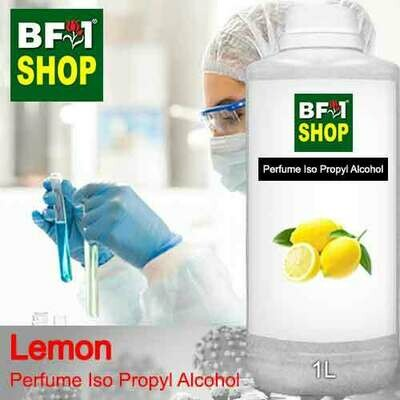 Perfume Alcohol - Iso Propyl Alcohol 75% with Lemon - 1L