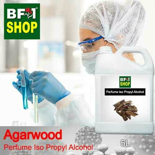 Perfume Alcohol - Iso Propyl Alcohol 75% with Agarwood - 5L