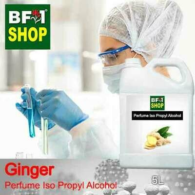 Perfume Alcohol - Iso Propyl Alcohol 75% with Ginger - 5L