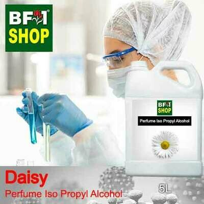 Perfume Alcohol - Iso Propyl Alcohol 75% with Daisy - 5L