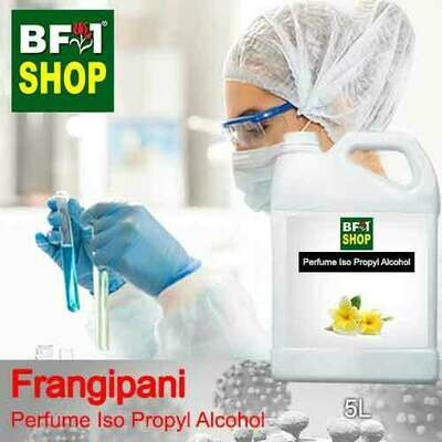 Perfume Alcohol - Iso Propyl Alcohol 75% with Frangipani - 5L