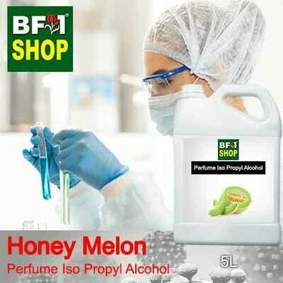 Perfume Alcohol - Iso Propyl Alcohol 75% with Honey Melon - 5L