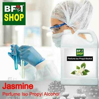 Perfume Alcohol - Iso Propyl Alcohol 75% with Jasmine - 5L