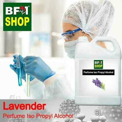 Perfume Alcohol - Iso Propyl Alcohol 75% with Lavender - 5L