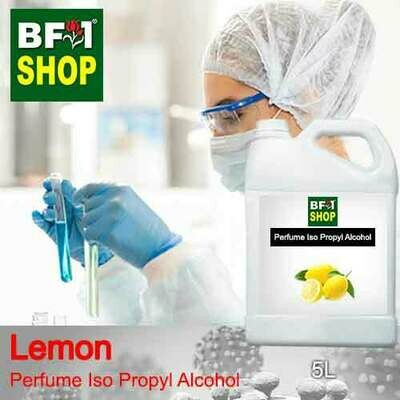 Perfume Alcohol - Iso Propyl Alcohol 75% with Lemon - 5L