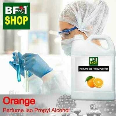 Perfume Alcohol - Iso Propyl Alcohol 75% with Orange - 5L