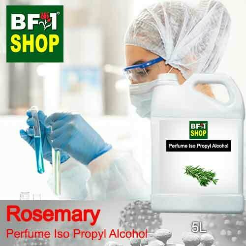 Perfume Alcohol - Iso Propyl Alcohol 75% with Rosemary - 5L