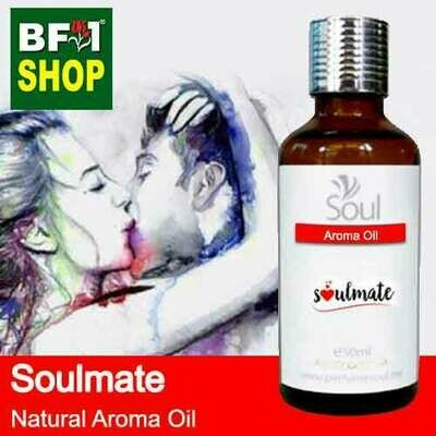 Natural Aroma Oil (AO) - Soulmate Aura Aroma Oil - 50ml