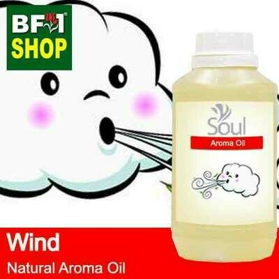 Natural Aroma Oil (AO) - Wind Aura Aroma Oil - 500ml